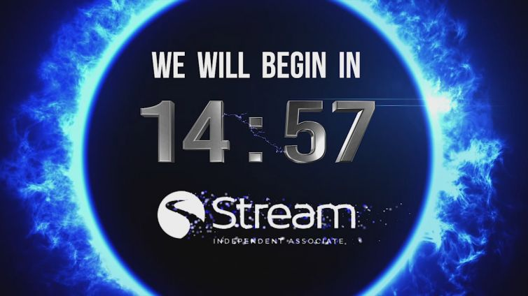 Stream Conference Event Countdown